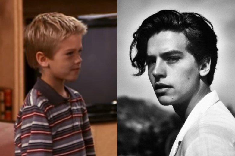 Cole Sprouse to jeden z najprzystojniejszych aktorów młodego pokolenia