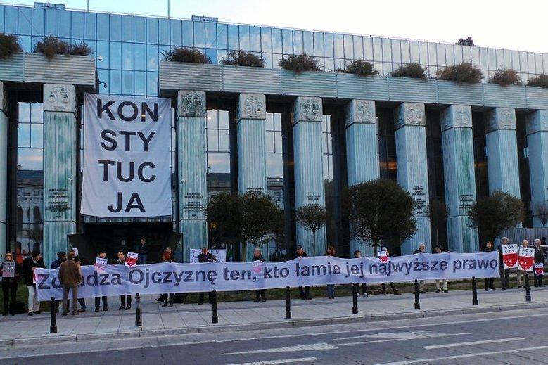 Polska przegrała przed TSUE. Chodziło o sprawę sędziów Sądu Najwyższego.