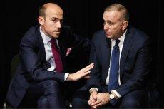 Grzegorz Schetyna wskazał, że Borys Budka jest jednym z naturalnych kandydatów na szefa klubu PO.