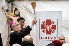 Wojskowy Caritas powstał dzięki inicjatywie apb. Głodzia w 1996 roku.
