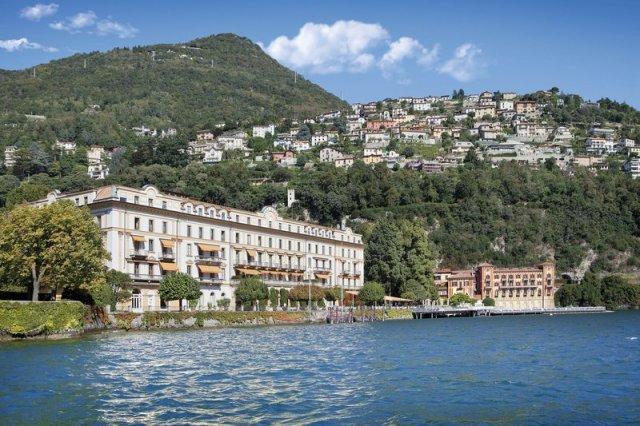 Od 500 lat wody Como ze stoickim spokojem śledzą burzliwą historię Villi d'Este, równie pięknej co polodowcowy pejzaż jeziora