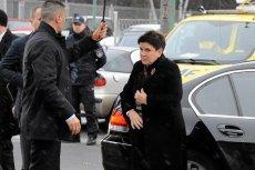 W wypadku w Oświęcimiu ucierpiała ówczesna premier Beata Szydło oraz oficer BOR.