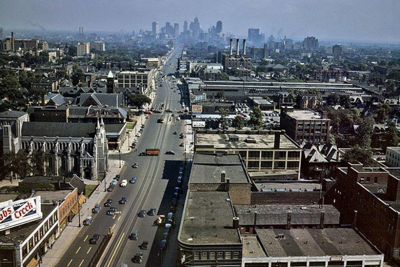 Detroit zbankrutowało. Wyludnienie, opuszczone budynki, wysoka przestępczość – to rzeczywistość tego miasta