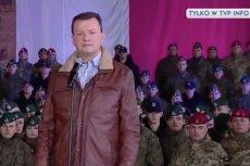 Mariusz Błaszczak wskazał cichego bohatera wejścia Polski do NATO. Wywołał falę krytycznych komentarzy na Twitterze.
