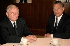 Przewodniczący PiS Jarosław Kaczyński i premier Węgier Viktor Orbán spotkają się w Budapeszcie.