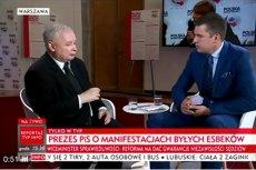 Jarosław Kaczyński skrytykował prawników. Twierdzi, że PiS ma ogromne poparcie do przeprowadzenia reformy sądownictwa.