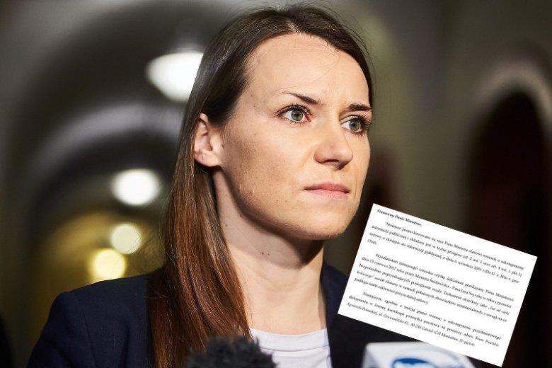 Co było w kopercie od ministra Szyszki?