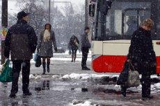 Mniej więcej tak będą wyglądać ulice pod koniec tygodnia. Pogoda nas nie rozpieści.