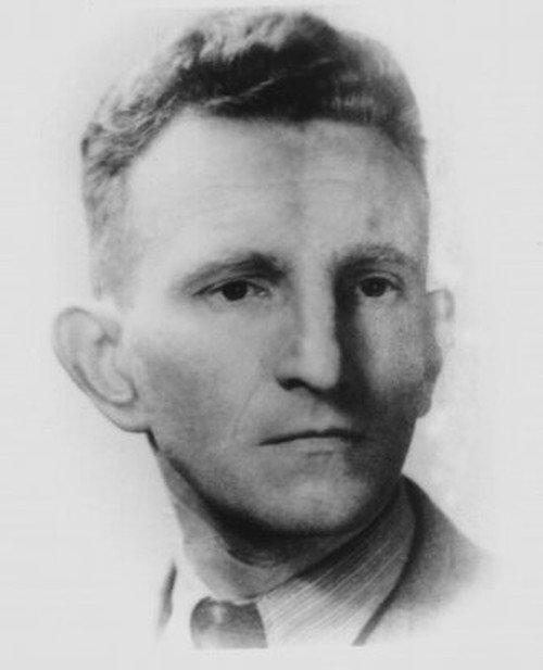 Roman Szuchewycz, głównodowodzący UPA.
