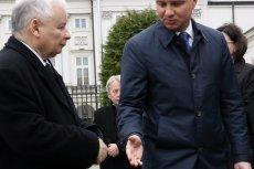 Jarosław Kaczyński powiedział znaczące słowa o prezydencie Andrzeju Dudzie.