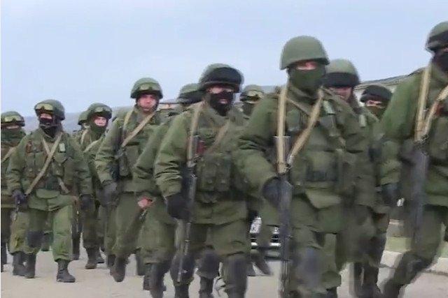 ee554ad01e8a2 Oddziały prorosyjskiej samoobrony Krymu szturmują siedzibę dowództwa  Marynarki Wojennej Ukrainy? | naTemat.pl
