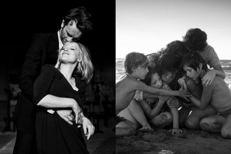"""""""Zimna wojna"""" i """"Roma"""" to dwie produkcje, które powalczą między sobą o Oscary w trzech kategoriach"""