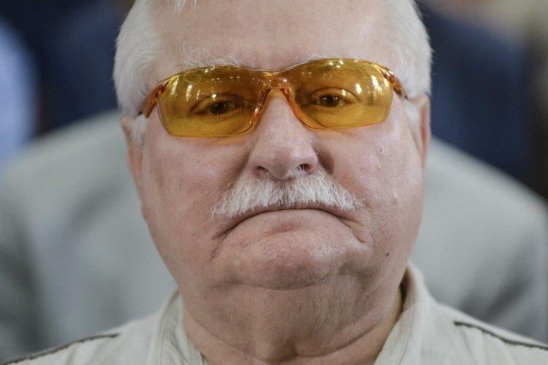 Wałęsa zaatakowany w hotelu w Warszawie.