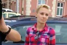 """Skrajna prawica cieszy się, że """"Narodowa Częstochowa"""" """"nagadała"""" dziennikarce TVN24. A teraz spójrzmy na to nagranie trzeźwym okiem..."""