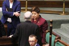 """Według """"Newsweeka"""", Jarosław Kaczyński w ciągu najbliższych tygodni zastąpi Beatę Szydło na stanowisku premiera."""