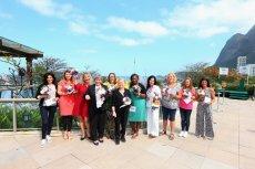 """W związku z kampanią """"Dziękuję Ci, Mamo"""" na tegoroczne Igrzyska Olimpijskie w Rio de Janeiro zaproszono mamy sportowców"""