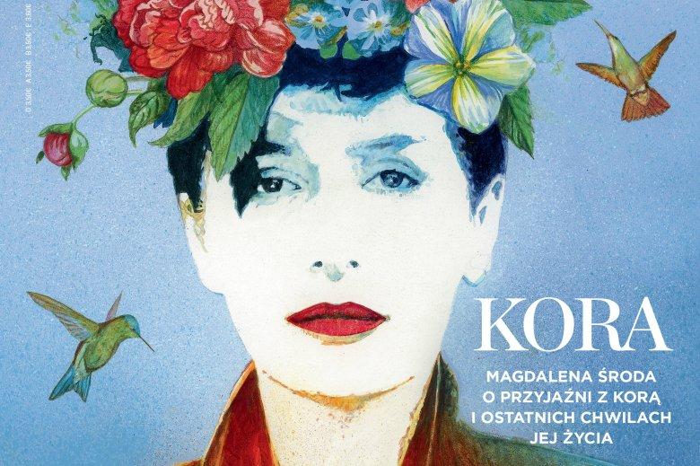 """W najnowszym wydaniu """"Newsweeka"""" Magdalena Środa wspomina swoją przyjaciółkę Korę."""