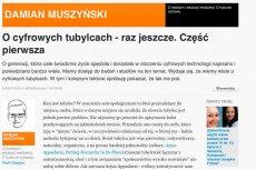 Blog Damiana Muszyńskiego