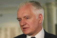 Jarosław Gowin ostro ocenił Donalda Tuska.