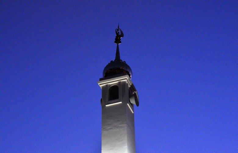 jawajski minaret