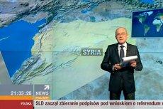 """Grzegorz Dobiecki w programie """"To był dzień na świecie"""" w Polsat News"""