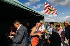 W Borkach-Kosach odbył się piknik z okazji XX. rocznicy blokad rolniczych.