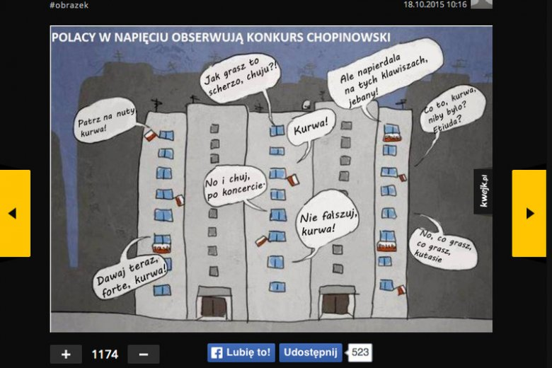 Konkurs Chopinowski grzeje jak nigdy.