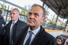 Donald Tusk znów będzie gościł w budynku prokuratury.
