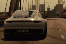 Spot promujący nowe Porsche 911 powstał w Warszawie.