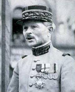 Generał Maxime Weygand