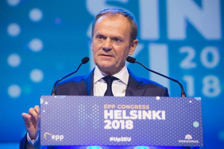 Donald Tusk skierował mocne słowa do Viktora Orbana.