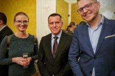 Zdjęcie Kozłowskiej z ambasadorem oburzyło polska prawicę