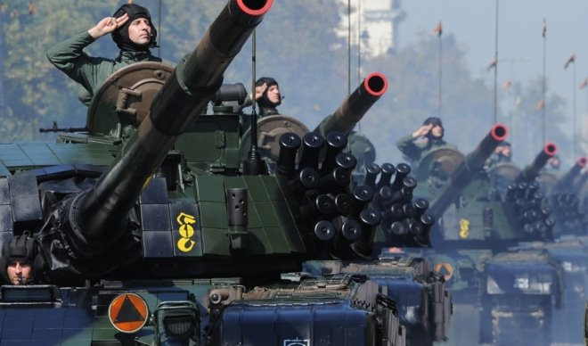 Defilada wojskowa w Warszawie, 15 sierpnia 2015 r.