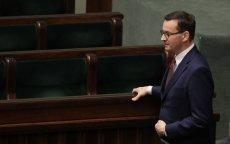 We wtorek Mateusz Morawiecki wygłosi w Sejmie exposé.