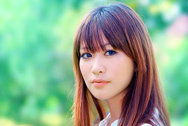 Azjatki wyglądają młodziej, być może dlatego, że używają znacznie mniejsze ilości makijażu niż Europejki
