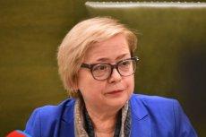 Małgorzata Gersdorf spotkała się w środę z premierem Mateuszem Morawieckim.