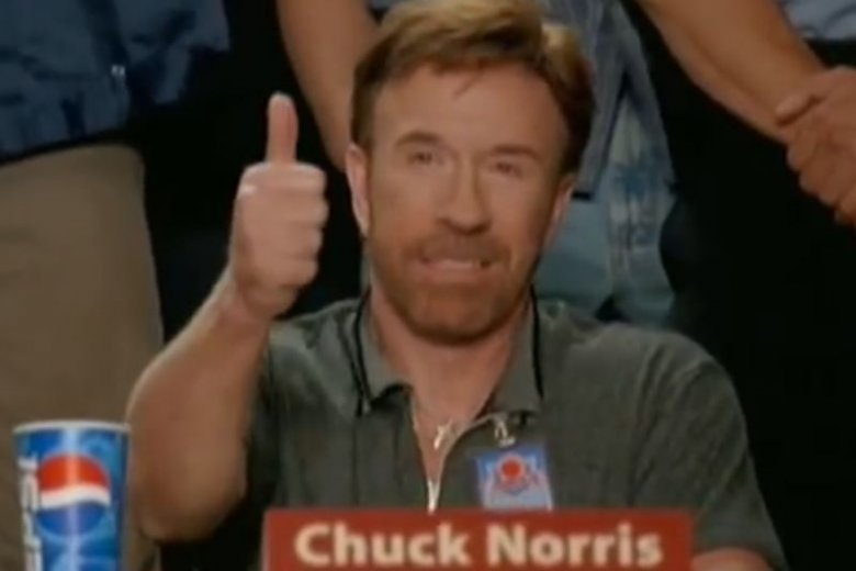 Nieznany fakt z życia Chucka Norrisa.