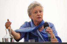 Prof. Monika Płatek mówi, że sprawa mandatu Roberta Biedronia do Parlamentu Europejskiego nie jest kwestią osobistą.