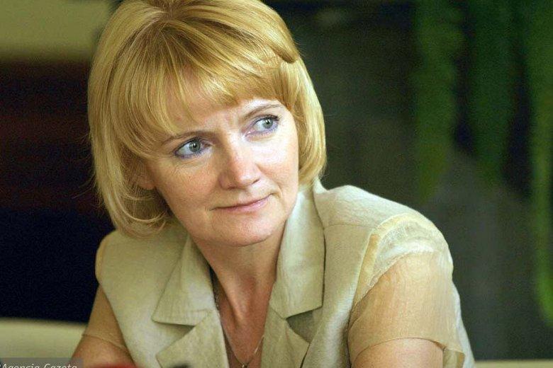 Jolanta Szczypińska zmarła w wieku 61 lat