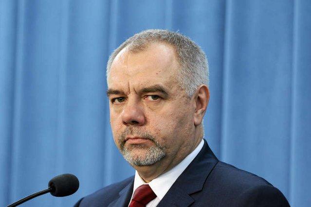 Jacek Sasin.