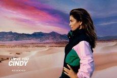 """Cindy Crawford, międzynarodowej sławy modelka, została twarzą kolekcji """"I love you Cindy"""" marki Reserved"""