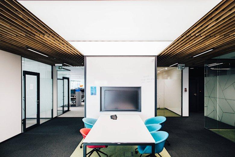 W Citi Service Center Poland rozwiązania infrastrukturalne mają ułatwiać pracę z każdego miejsca w biurze