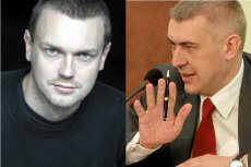 Michał Tusk i jego adwokat, Roman Giertych