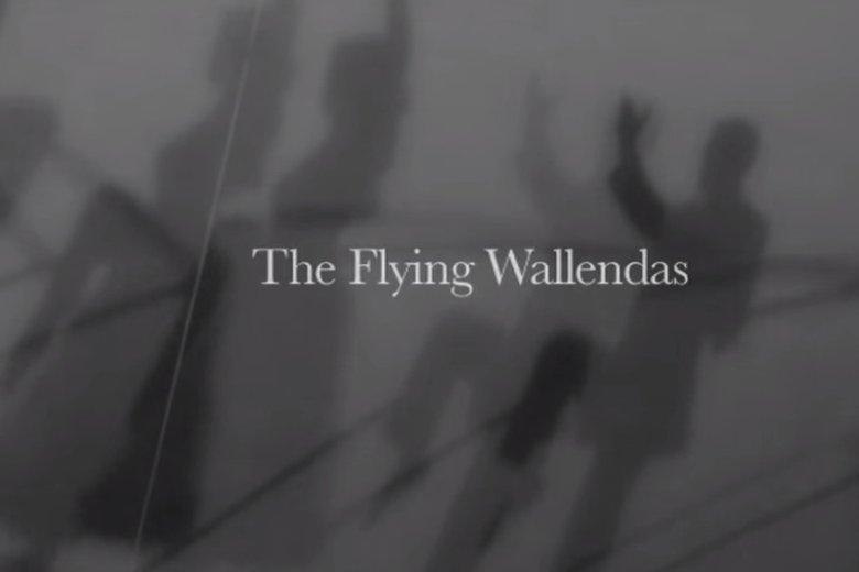 """""""The Flying Wallendas"""" –współcześni cyrkowcy, którzy regularnie ustanawiają nowe rekordy w księdzie Guinnessa."""