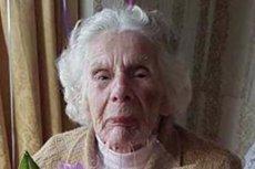 40-letni Polak Artur W. napadł na 100-latkę. Kobieta zmarła w wyniku odniesionych obrażeń.