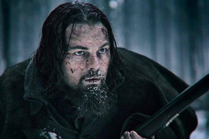 """W filmie """"Zjawa"""" z Leonadrem di Caprio pojawia się motyw siły woli pozwalającej na przetrwanie w ekstremalnie trudnych warunkach."""