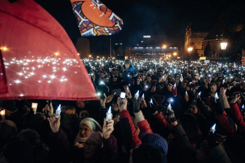Zbliża się miesięcznica zabójstwa Pawła Adamowicza.