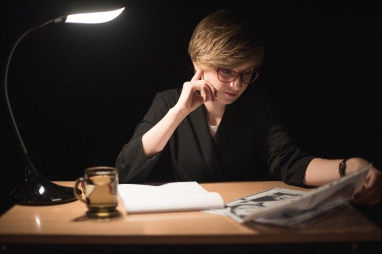 Natalia Hofman o psychologii kłamstwa wie wszystko. Przed nią nic się nie ukryje