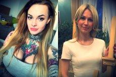 Monika Miller zaproponowała motyw tatuażu Magdalenie Ogórek.
