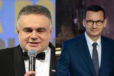 Tomasz Sakiewicz się nie przelogował? Na jego koncie pojawił się identyczny wpis co u premiera Mateusza Morawieckiego.